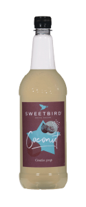 Sweetbird Coconut Syrup - 1 Litre